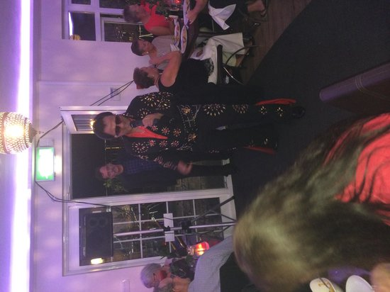 Yarmouth Spice: Elvis night