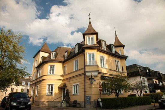 Hotel Laimer Hof: Hotel Außenbild