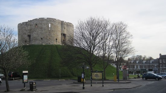 York City Walls: Clifford´s Tower