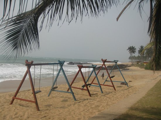 Coconut Grove Beach Resort: Spielplatz