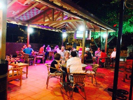 Oludeniz Cafe : Great evening
