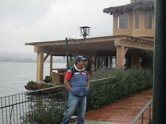 Hosteria Cabanas del Lago: INSTALACIONES