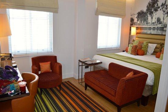 Hotel Indigo London-Paddington: Room 301