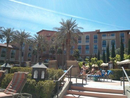 The Westin Lake Las Vegas Resort & Spa : Poolside