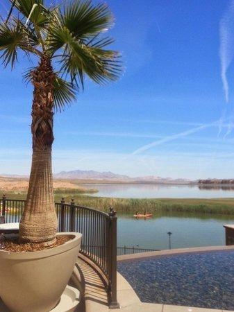 The Westin Lake Las Vegas Resort & Spa : One of the many views
