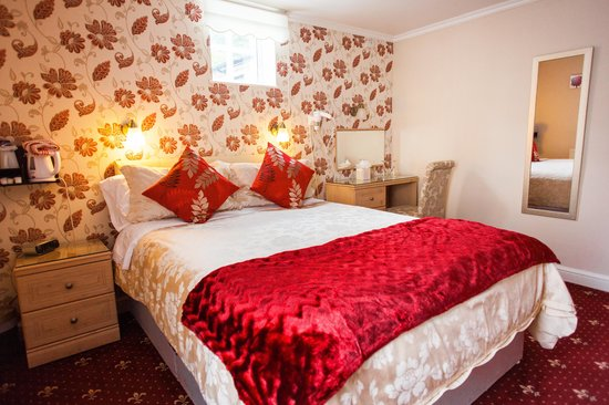 Pulteney House: King size double room