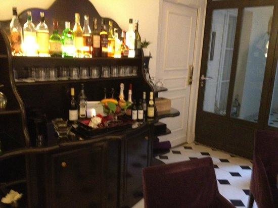 Hotel Arioso: bar