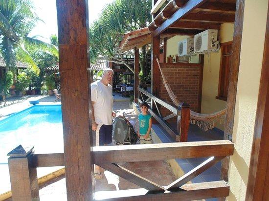 Hotel Pousada Marambaia: belleza