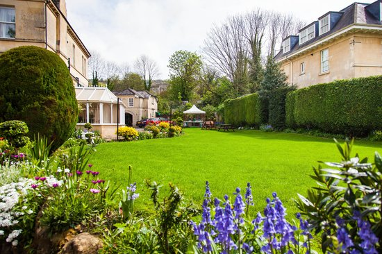Pulteney House: Garden view