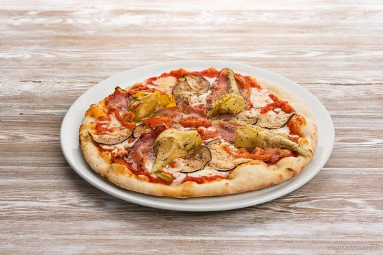 Bel Sit Restaurant : Pizza Belsit