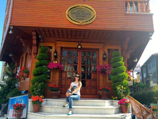 Hotel Valide Sultan Konagi : Очень уютный и красивый отель