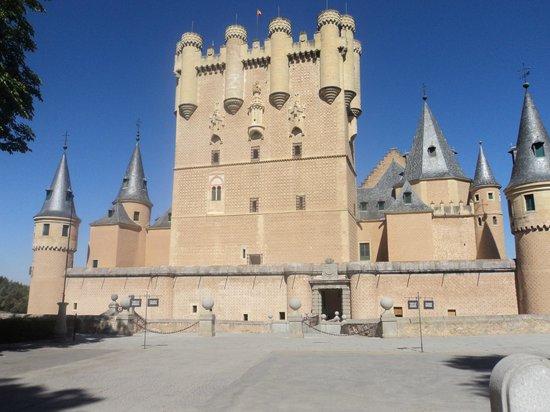 Alcazar de Segovia: El Alcazar