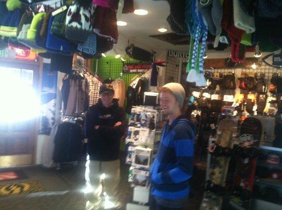 Powder Tools Snowboard Shop: Snowboar Shop Colorado