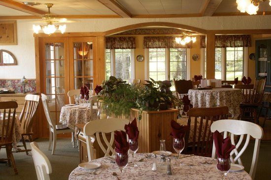 Knowlton, Kanada: An intimate gastronomic delight