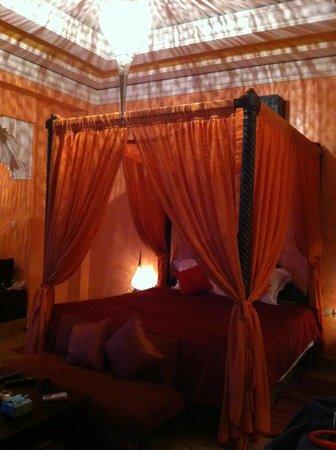 Riad La Croix Berbere De Luxe: Suite : royale :)