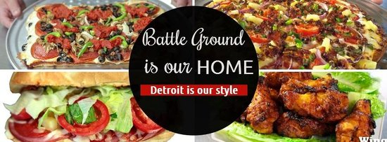 Detroit Pizza Factory: You will like our style!