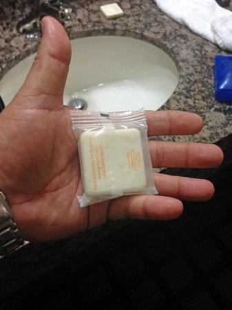 Days Inn Kilgore: tiny soap