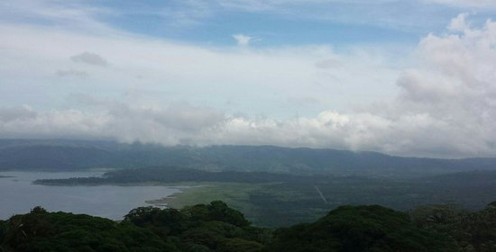 Costa Rica Sky Adventures - Arenal Park: View from the tram