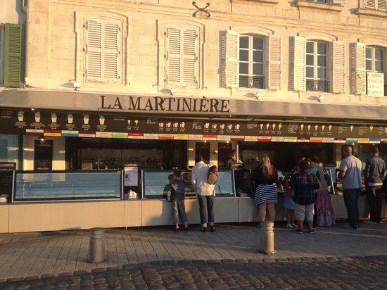 La Martinière : Vue exterieure
