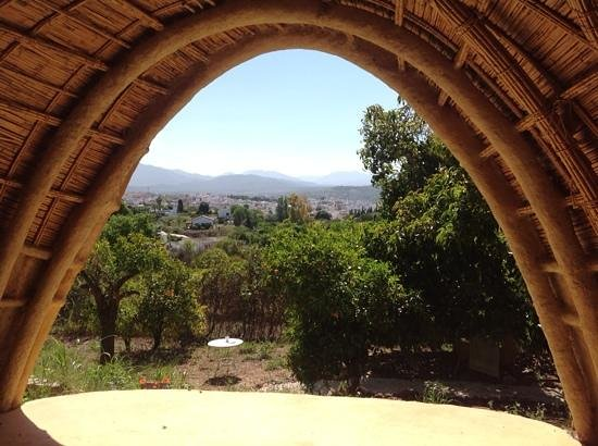 Casa de Laila | Glamping & Retreats: view from the stucture