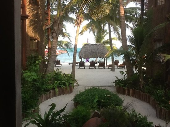 Ramon's Village Resort : View from our room