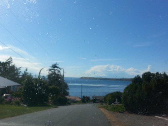 Huber's Inn Port Townsend: Beauty beauty everwhere