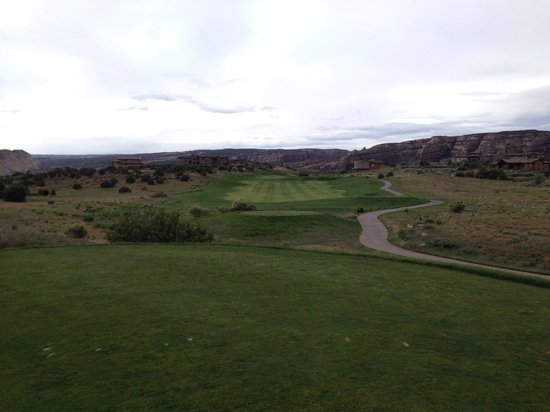 Grand Junction, CO: # 1 tee