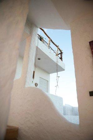 Casa Blat Ha: escaleras