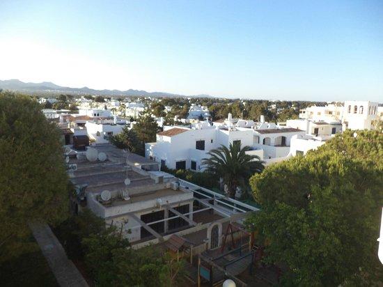 Blue Sea Club Martha's : View of Cala Egos from apartment
