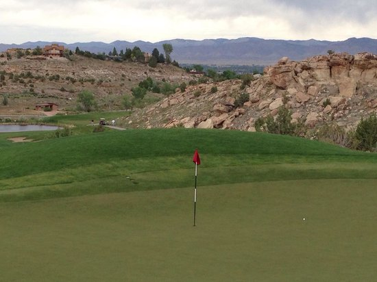 Redlands Mesa Golf Club: Great