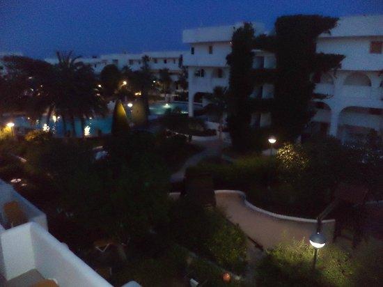 Club Martha's Aparthotel: View from balcony