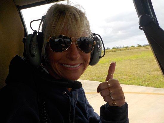 Mauna Loa Helicopters Tours: ME!