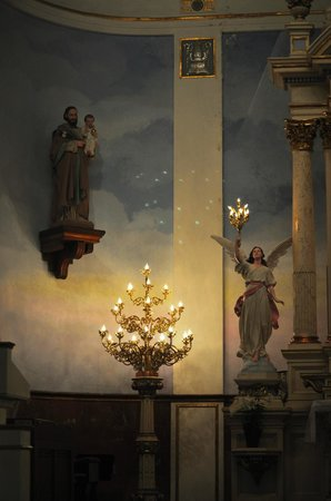 Old Ursuline Convent: Convent Chapel Pic1