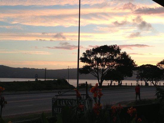 Lakeside Knysna Accomodation: view