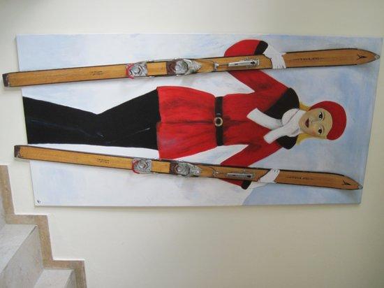 Hotel Kapeller Innsbruck : Art hotel Kapeller
