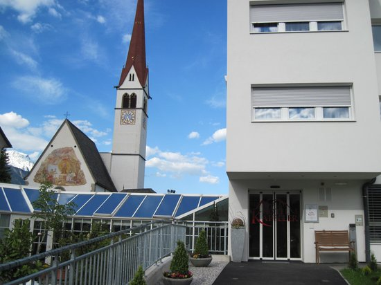 Hotel Kapeller Innsbruck: Autriche garantie
