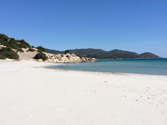 Spiaggia del Giunco o Notteri