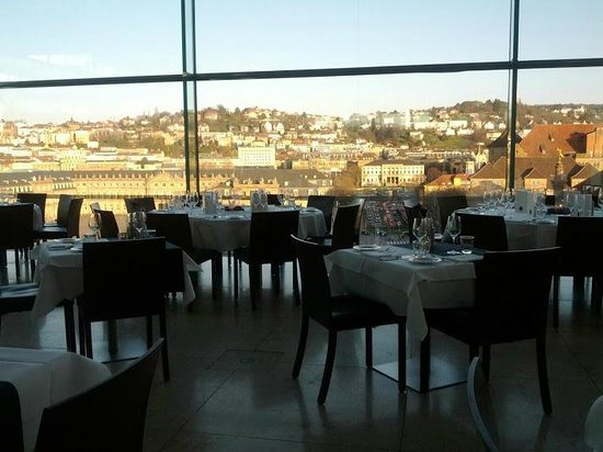 Cube Restaurant: ambiente do restaurante