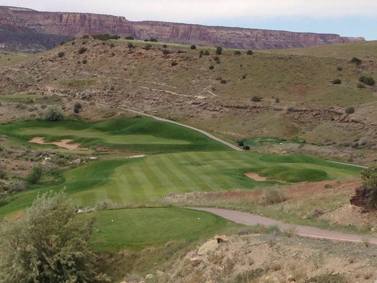 Grand Junction, CO: #11 tee