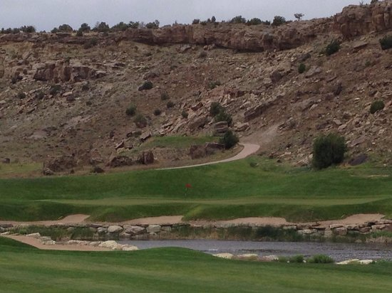 Grand Junction, CO : #13 green