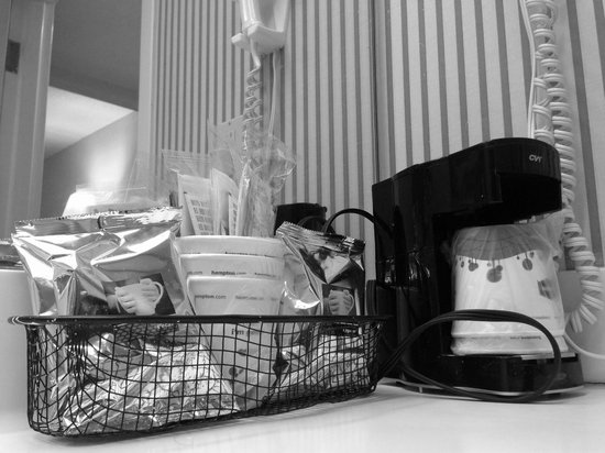 Hampton Inn - Waycross : coffee