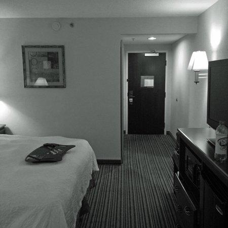 Hampton Inn - Waycross : room overview 1