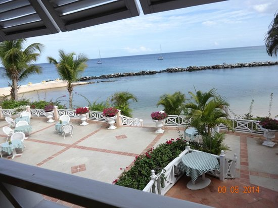 Coco Reef Tobago: Sea view