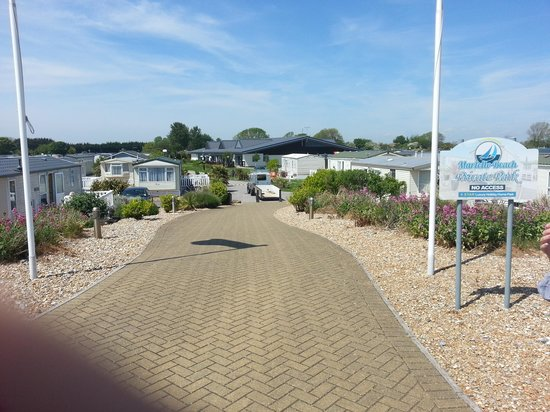 Martello Beach Holiday Park - Pevensey Bay