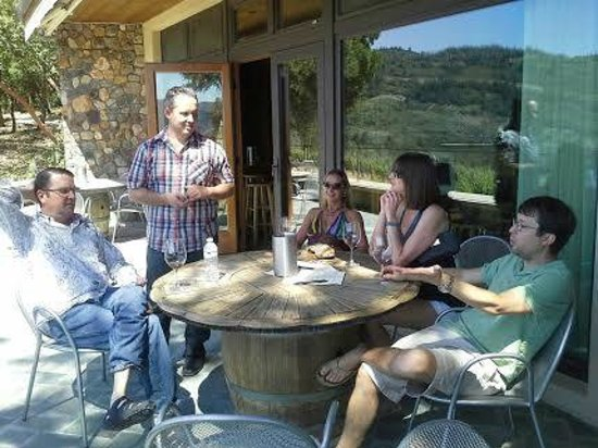 Beau Wine Tours - Napa Valley: Viader Winery