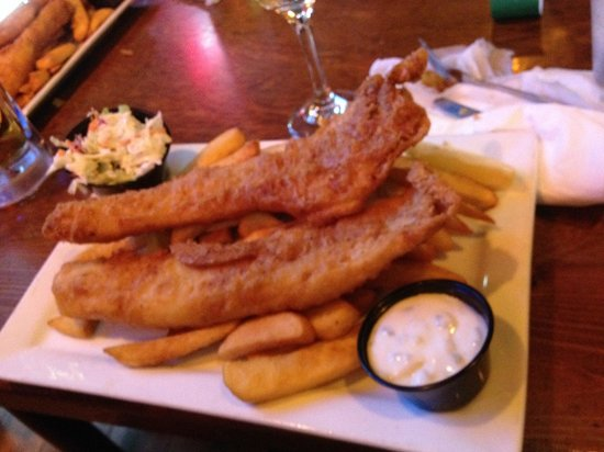 O'Keefe's Tavern & Restaurant: Fish and Chips