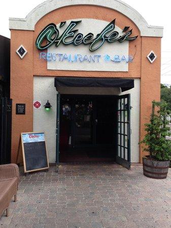 Charming Ou0027Keefeu0027s Tavern U0026 Restaurant: Front Door