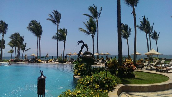 Villa La Estancia Beach Resort & Spa Riviera Nayarit: Alberca