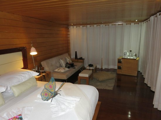 Pacaya Samiria: Our cabin