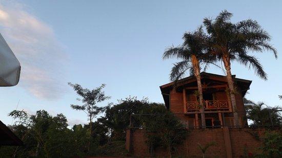 Costa del Sol Iguazú: Un atardecer !!